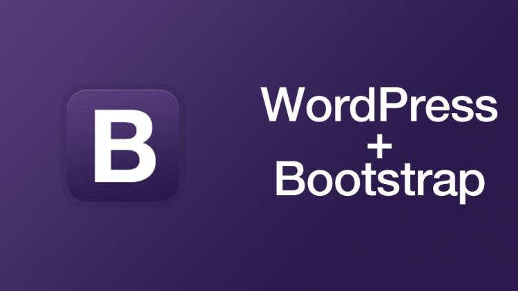 Bootsrap WordPress Arama Kutusu