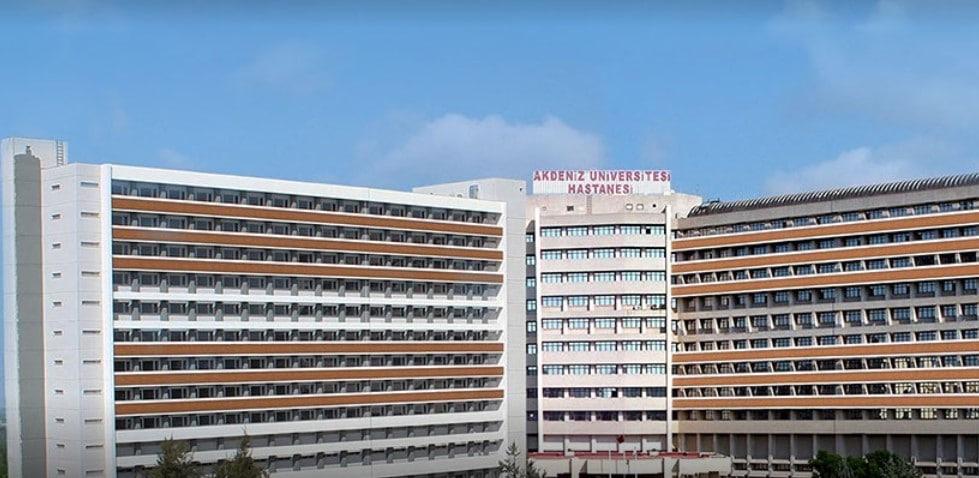 Akdeniz Üniversitesi Hastanesi Randevu