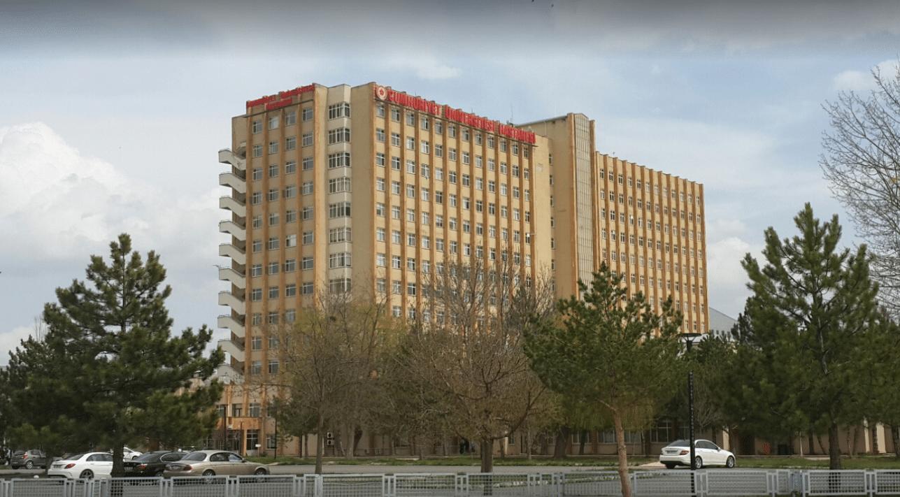 Cumhuriyet Üniversitesi Hastanesi