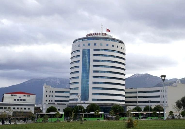 Pamukkale Üniversitesi Hastanesi Randevu