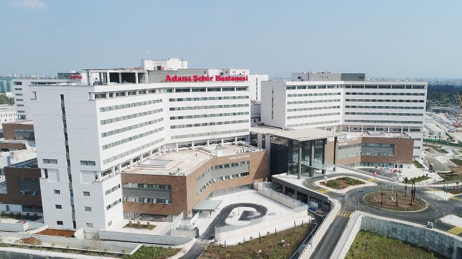 SBÜ Adana Şehir Eğitim ve Araştırma Hastanesi