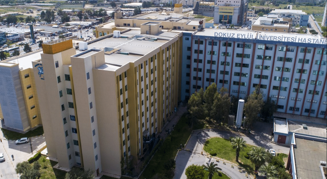 Dokuz Eylül Üniversitesi Hastanesi Randevu