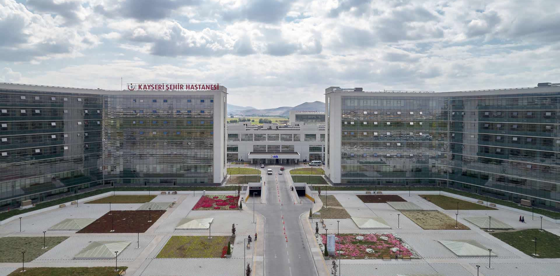 Kayseri Şehir Hastanesi Randevu